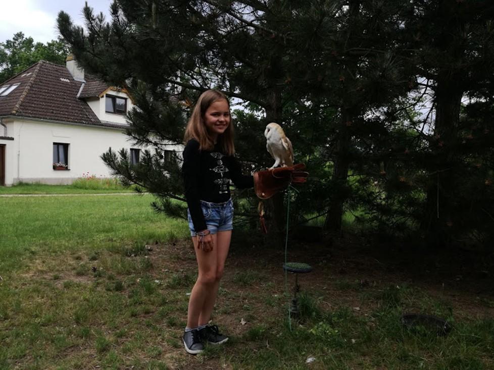 Třeťáci a čtvrťáci navštívili Záchrannou stanici Makov