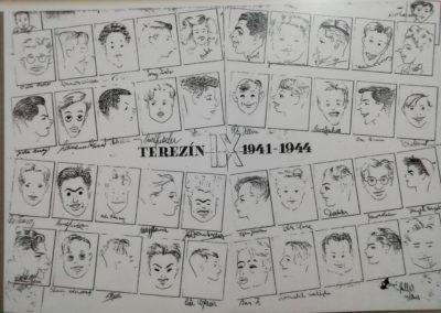 Školní výlet Terezín