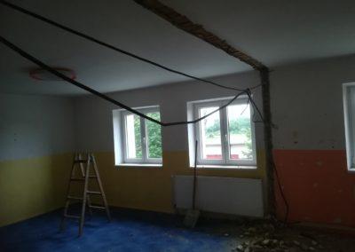 Rekonstrukce Mateřské školy
