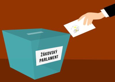 Žákovský parlament v uplynulém školním roce