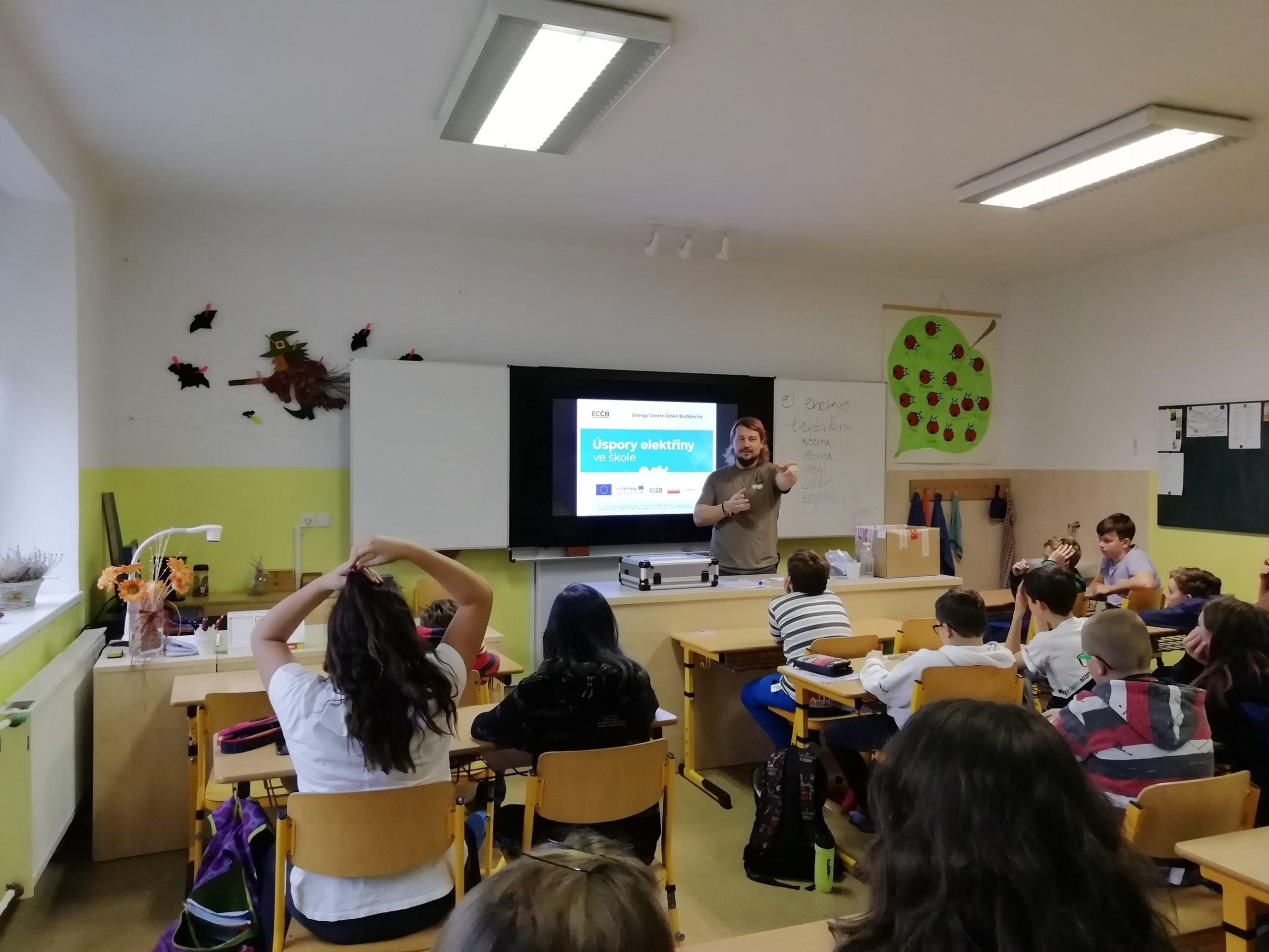 Workshop – úspory energie