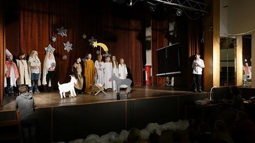 Vánoční akademie ZŠ a MŠ Cehnice