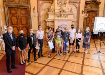 CO2liga – slavnostní vyhlášení v Senátu ČR