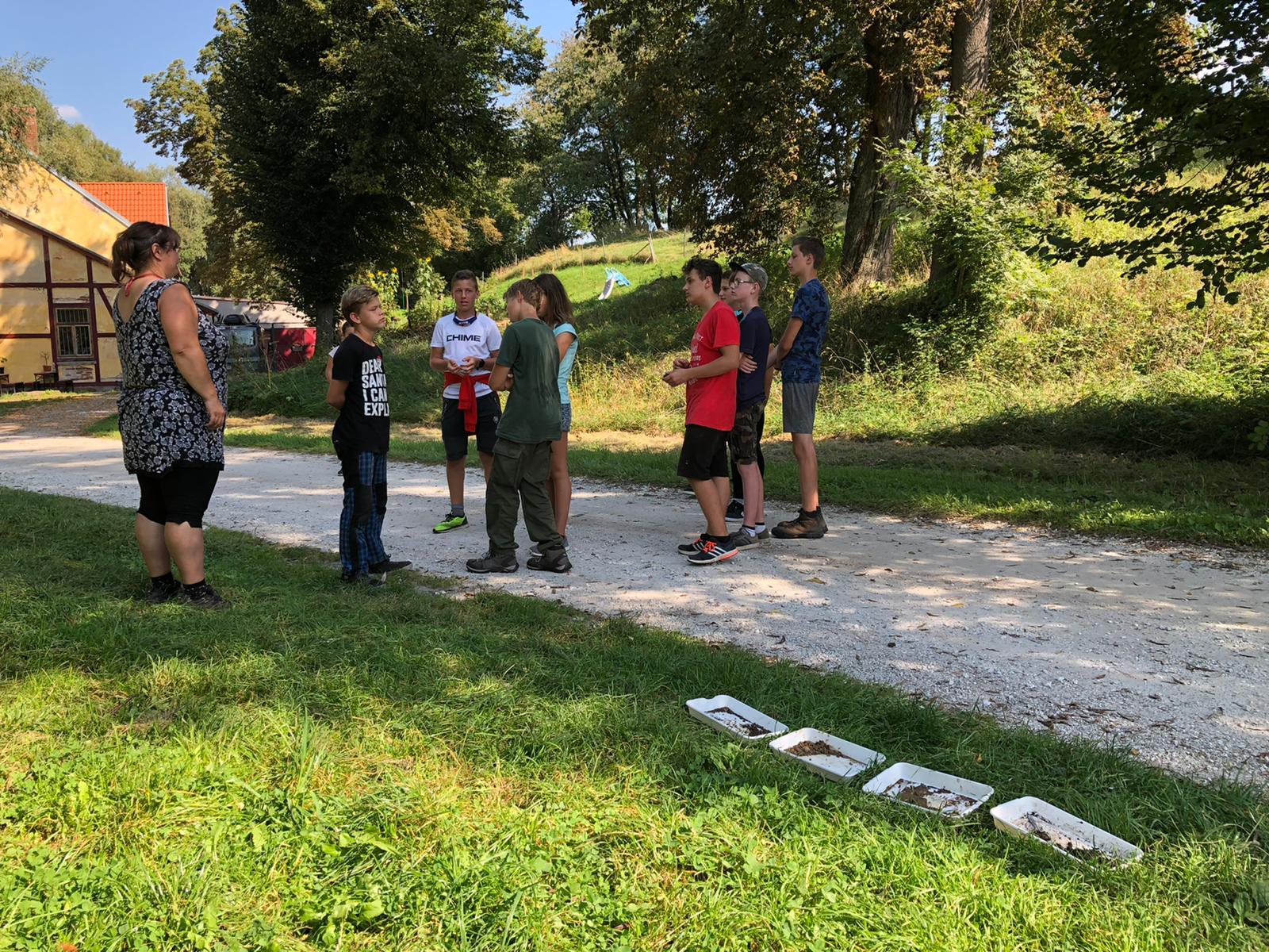 Geologický program – Proud