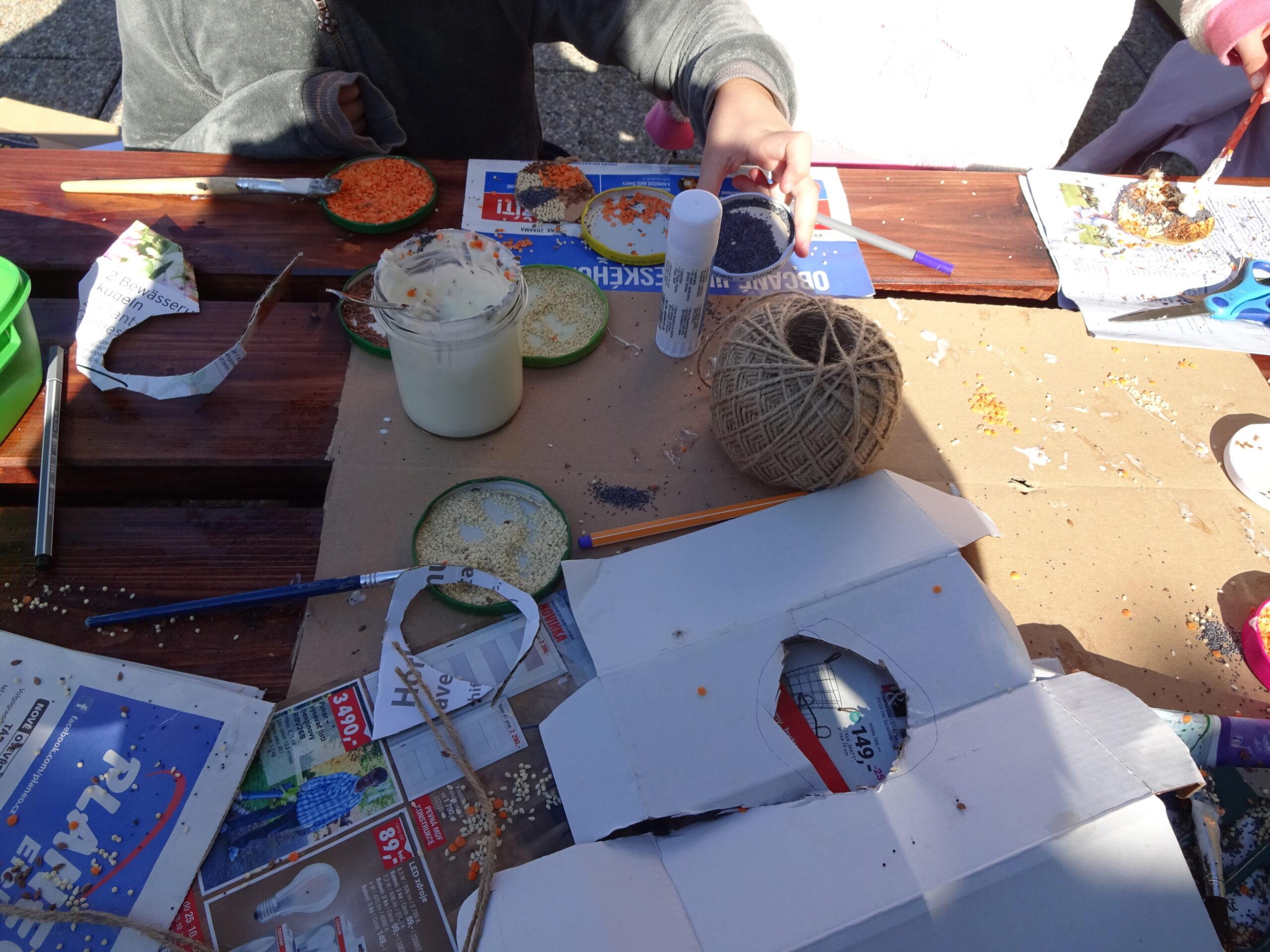 Vzdělávání inspirované permakulturou