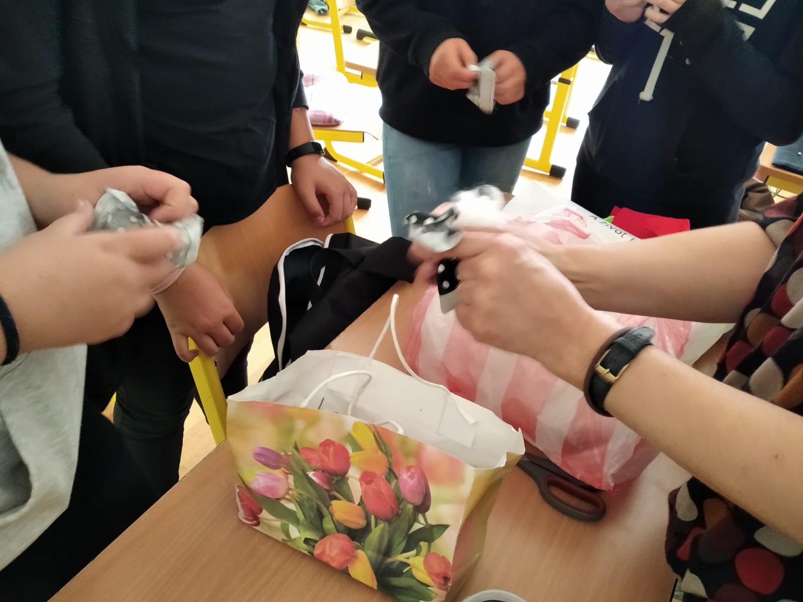 Tradiční workshop šití