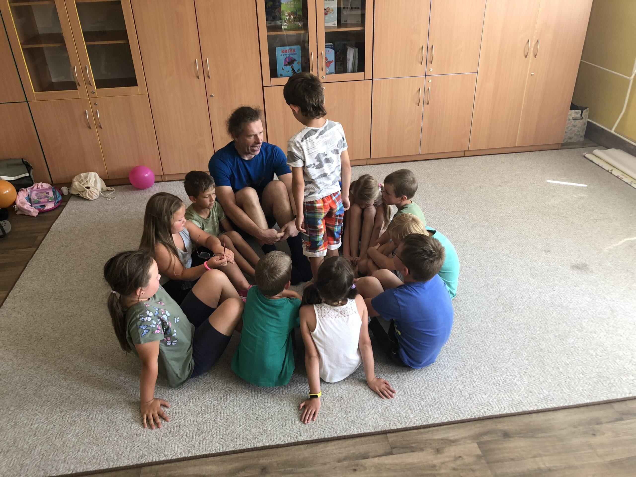 Letní kempy – ohlédnutí
