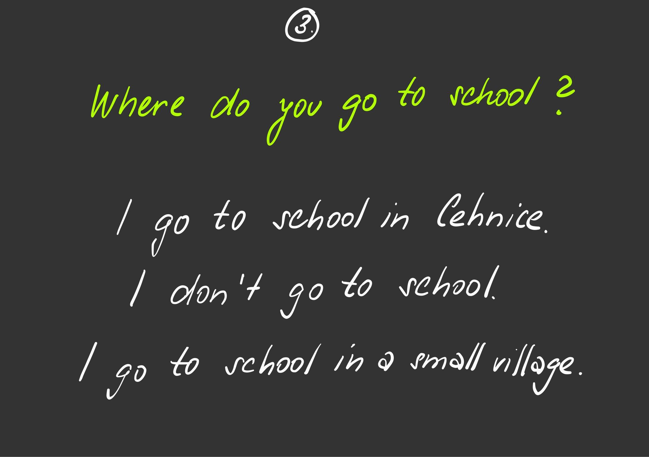 aj3 where + places