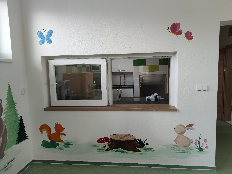 Školka jako malovaná